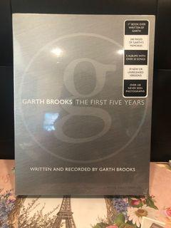 Garth Brooks, The First Five Years