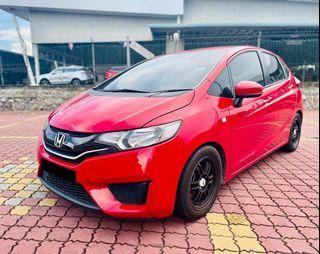 HONDA JAZZ S 1.5 (A) 2016 SAMBUNG BAYAR BERDEPOSIT