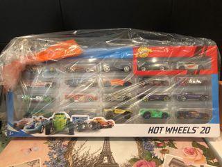 Hot Wheels (Set of 20 pcs)