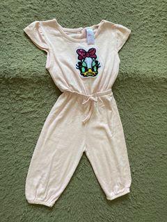 Jumpsuit anak perempuan usia 3-4th