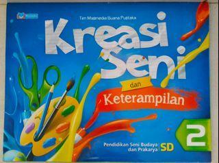 Kreasi Seni & Ketrampilan kls. 2 SD