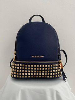 Michael Kors Rhea Zip Studded Backpack