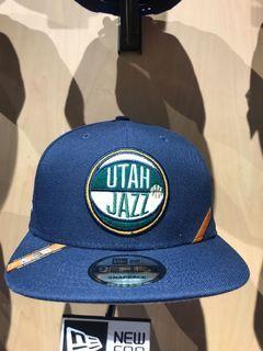 New era NBA隊徽版帽 板帽 國王 爵士 火箭 76人 熱火