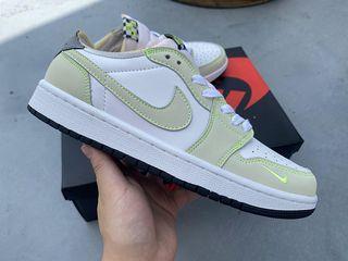 Nike Air Jordan 1 Low OG Shoes AJ1 DM7837-103 Women Size EUR36-39 Men Size EUR40-46