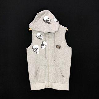 Philipp Plein Homme Luxury Non Sleeve Hoodie Sweater
