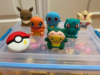 Pokémon AirPods 1/2 and Pro Cases (Brand new)