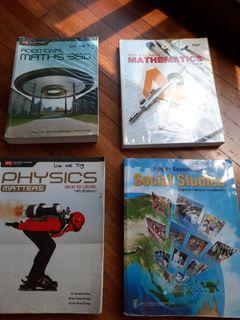 upper sec  textbooks