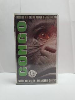 (VHS) Congo