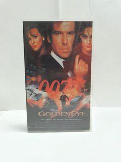 (VHS) Goldeneye 007