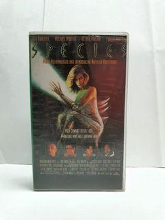 (VHS) Species