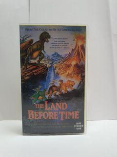 (VHS) The Land Before Time