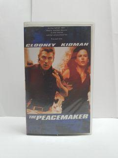 (VHS) The Peacemaker