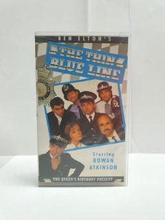 (VHS) The Think Blue Line