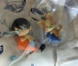 Yuru Camp Gacha Figures (Ena) SET