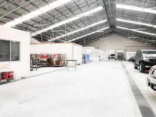 1,420sqm Mandaluyong Warehouse Office Storage Industrial Rent Lease Aglipay St Commercial High Ceiling