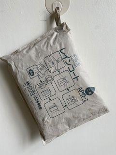 日本製 雨衣上衣