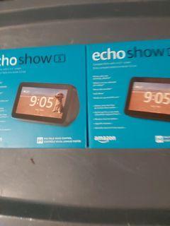 Amazon echo show new