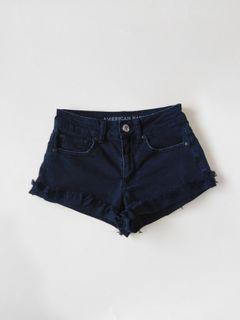 AMERICAN EAGLE OUTFITTERS Highwaisted Denim Short