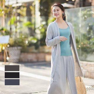 BNWT UNIQLO AIRism UV Protect Long Cardigan