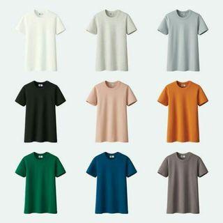 BNWT UNIQLO U Crew neck Short Sleeve Shirt