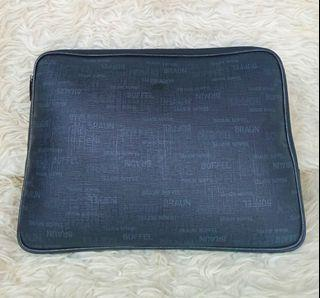Braun buffel laptop bag