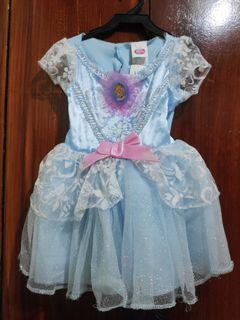Cinderella Dress or Costume for Toddler 3T-4T