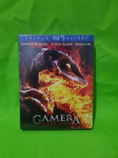 Gamera Trilogy Blu Ray Bluray Rare