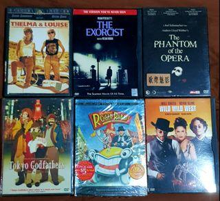 Imported and Rare DVD Movies