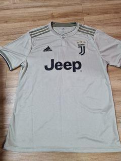 Juventus Away Jersey 18/19 DYBALA 10 Nameset