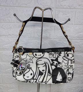 Original Tokidoki x Lesportsac Mini Kili Bag