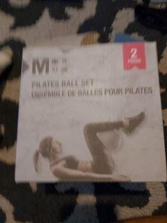 Plates ball set 2 piece
