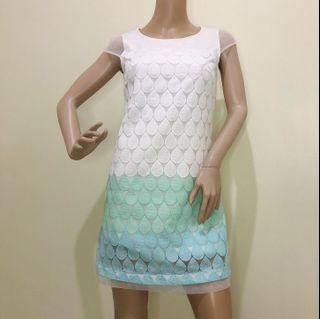 Size XS/S Lacey Dress Teardrops