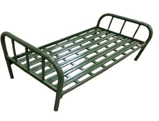 Strong Single Steel Bed