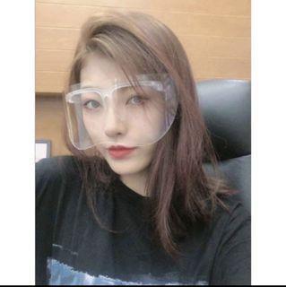 Face shield kacamata acrylic SALEEEE😍