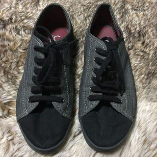 FRED PERRY CANVASS SHOES FOR WOMEN