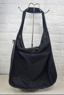 Miu Miu Nylon Hobo Bag