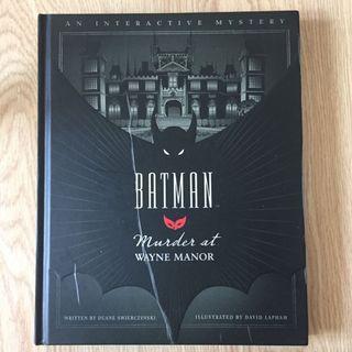 Batman: Murder at Wayne Manor