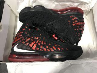 Nike Lebron 17 Infared