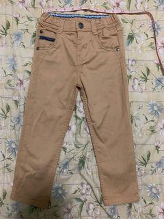 Preloved Khaki pants for toddler boy