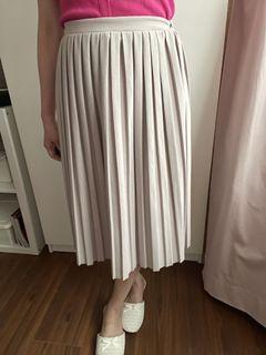 百褶長裙💕簡單百搭有型