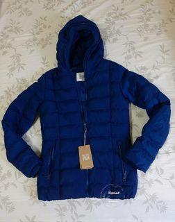 Mudo FTS64寶藍色保暖外套#支持