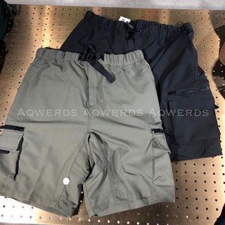 正品 Carhartt WIP Elmwood Short 褲子 多袋 口袋 反光 軍裝 短褲