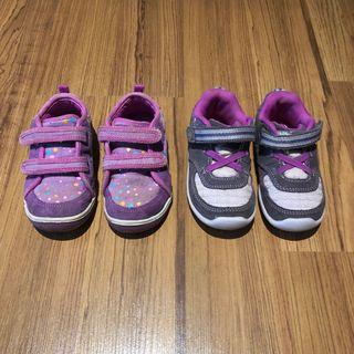 ❤️ STRIDE RITE Toddler Sneakers with Velcro