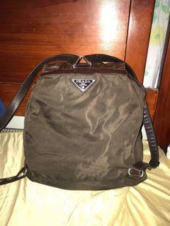 💯Authentic PRADA VINTAGE backpack