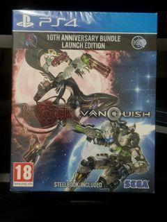 Bayonetta Vanquish PS4 Playstation 4 PS5 Playstation 5
