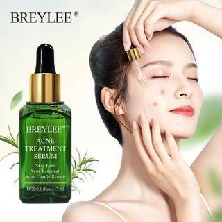 BREYLEE BE-23 Acne Serum Face Whitening Acne Scars Remover Skincare 17ml