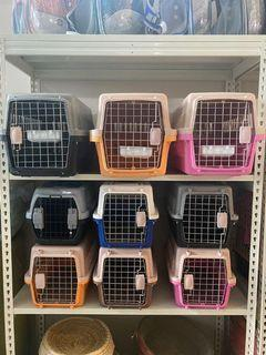 Cat,Rabbit, Hamster, Dog, chinchillas, Guinea Pig, Vet Sterlization Airline Carrier Box - non cat condo cage food litter sand