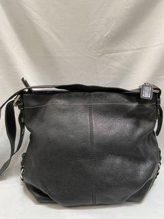Coach sling full leather