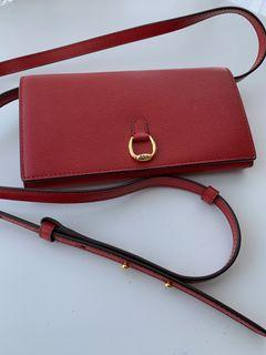 Lauren Ralph Lauren Crossbody Wallet
