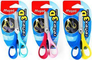 Maped Vivo Right-Handed Scissors   School Supplies
